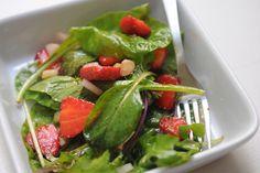 Strawberry Salad recipe on Food52