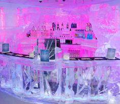 ice bar las vegas monte carlo | Minus5 Ice Bar At Monte Carlo in Las Vegas!