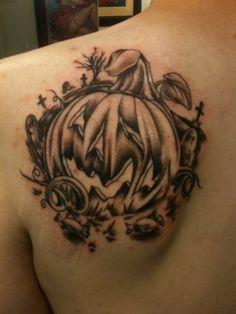 halloween tattoo designs   Halloween Tattoos Nyc