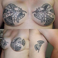 Mastectomy Breast Tattoos | POPSUGAR Beauty Australia