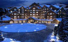 Montage Hotel, Deer Valley, Utah