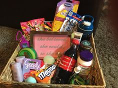 New Nurse Survival Kit: For a graduation from nursing (photo only)