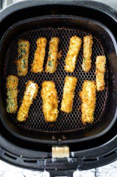 air fryer zucchini f