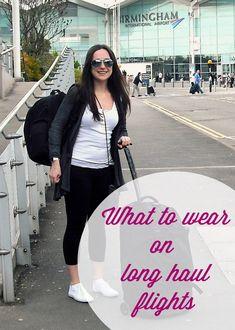 What to wear on long haul flights