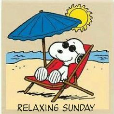 Are'nt Sundays great!