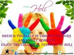 HOLI There are 3 meanings of Holi.   1. HO--LI means jo ho chuki. Beet gayi so baat gayi. So clear ur mind n heart from all the hurt n pain.   2. HO-LI. Means mein bhagwan ki ho gayi. So place urself in God's hands n free urself from all the worries.   3. HOLY which means pure. So when u forget all the past n surrender urself to God u become pure.     Wish u a very Happy  & COLOURFUL HolI . 🌹🌹🌹  #happyholi #healthyholi