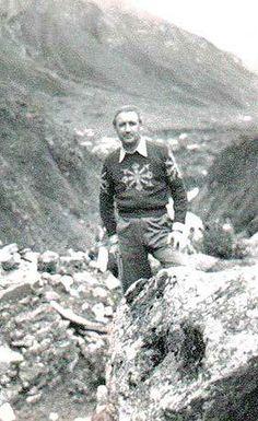 Miguel Serrano / Himalayas 1955