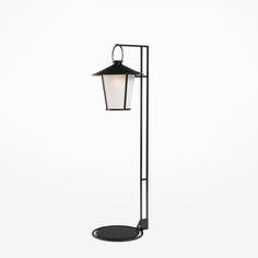 Passage Floor Lamp