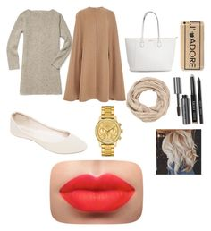"""Untitled #17"" by anapascual on Polyvore featuring Rebecca Minkoff, Oscar de la Renta, Wet Seal, maurices, Lacoste and Bobbi Brown Cosmetics"