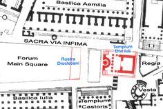 Mitt Roma: Mitt Romas julekalenderNiende desember  Regia, kon... Ruin, Temple, Ruins, Abandoned