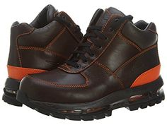 Nike Air Max Goadome GS Youth US 4 Brown Chukka Boot -- Click image for more details.(This is an Amazon affiliate link and I receive a commission for the sales)