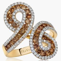 A very Glamorous Ring