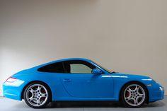 2006 Porsche 911 997 Bloe C4S Coupe