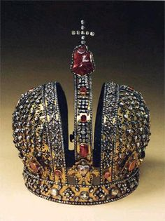 Royalty & their Jewelry Russian Crown Jewels