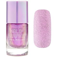Forever21 Electro Iridescent Nail Polish ($3.90) ❤ liked on Polyvore featuring beauty products, nail care, nail polish, nails, beauty, makeup, fillers, electro, forever 21 and forever 21 nail polish