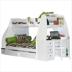 Bunk Beds for Teens | loft beds for teen girls