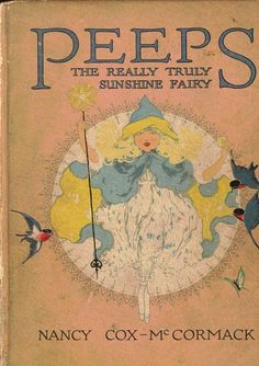 SO CUTE! Peeps the Really Truly Sunshine Fairy - vintage children's book