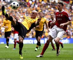 Riley versus Pipe Newport County, Soccer Ball, Sports, Hs Sports, European Football, European Soccer, Soccer, Sport, Futbol