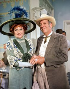 The Music Man. The Mayor and his wife.