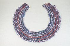 Xhosa Beadwork, collar | Brooklyn Museum: Arts of Africa