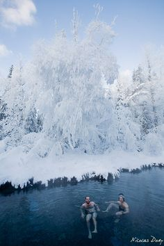Liard River Hot Springs, Northern British Columbia...let's GO!