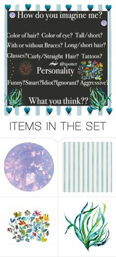 """""""How Do You Imagine Me?"""" by watermelonandmusyc ❤ liked on Polyvore featuring art"""