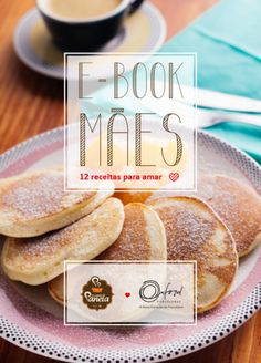 E-book com receitas especiais de Dia das Mães
