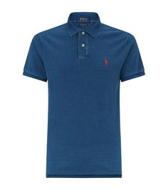 11ef613c Polo Ralph Lauren Weathered Polo Shirt available to buy at Harrods.Shop  clothing online and