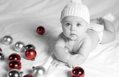 Bebé navidad
