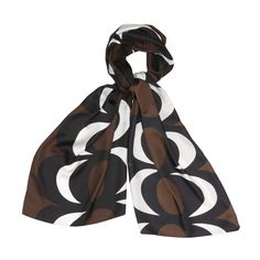Marimekko scarves and ties