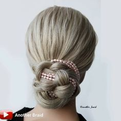 EASY BUN By: @another_braid
