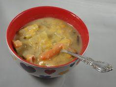 Mrs.Adventure: Crock Pot Potato Soup (low cal version)