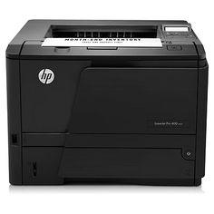 HP LaserJet Enterprise P3015dn vs Pro 400 M401n - All-in-One ...