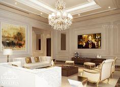 Family Sitting Room Design algedra.ae
