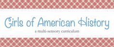 Do you have American Girl fans in your house? If so, you are going to love learning about this product.... Bring History alive with the Girls of American History multi-sensory curriculum using stories from the American Girl book series. Have the freedom to teach each of your children in the way that they naturally learn – all at the same time. http://www.girlsofamericanhistory.com/ {spon}