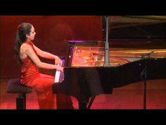 Gloria Campaner plays F. Chopin Prelude Op.45 Do#min.