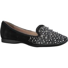 Slipper Bottero Preto com Spikes