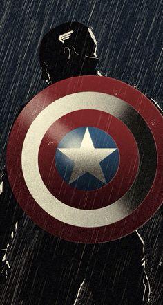 captain america iphone wallpaper captain america