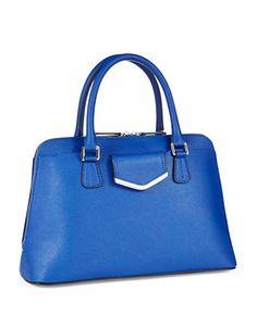 Handbags | Designer Handbags | On My Corner Leather Satchel | Lord and Taylor