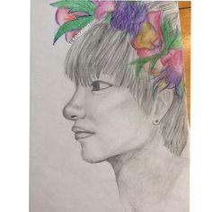 A Taehyung drawing I did for my friend.  Hope u like it.  ~~~ Tags: #v#bts#taehyung#bangtan#bangtanboys#bangtansonyeondan #sketch#maknaeline #pencildrawing#army #ynwa #wingstourinseoul #vmin #vkook #jin #seokjin#rapmon#rapmonster#namjoon#jk#jungkook#parkjimin#jimin #mochi#draw#drawing#art#pencil