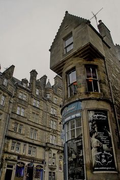 Penthouse  - Old Town of Edinburgh, Scotland