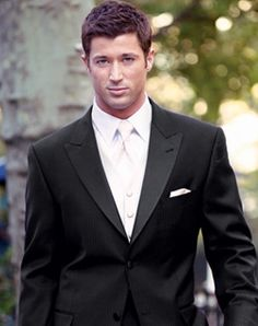 Sharp looking groom attire