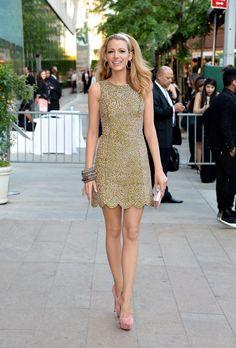 Blake Lively 2014 CFDA Fashion Awards