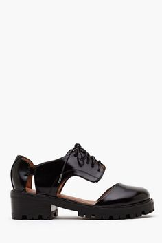 Missing Oxford in Shoes at Nasty Gal