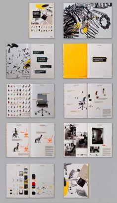 Proposal Design & Layout: Basic Tips For Non-Designers – Magazin Design – Design Template Brochure, Design Brochure, Graphic Design Layouts, Corporate Brochure, Booklet Design Layout, Layout Book, Design Posters, Portfolio Design, Mise En Page Portfolio
