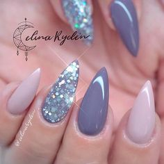 21 Best Stiletto Nails Designs Trends for You ❤️ Stilysh and Fab Stiletto Nail Designs picture 2 ❤️ Besides being bold and daring, stiletto nails designs provide a lot of space for imagination. There is nothing impossible with this shape. https://naildesignsjournal.com/stiletto-nails-designs-trends/ #naildesignsjournal #nails