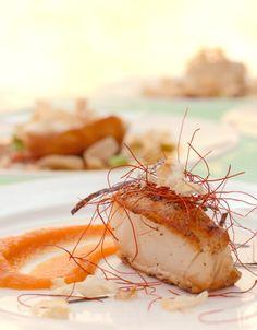 Nobu Sea Bass dish from 'World of Nobu' in Dubai