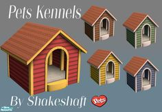 A recolour set of the Maxis Average Paws Bedding Kennel, Pets Expansion required. Found in TSR Category 'Sims 2 Sets' The Sims 4 Pc, Sims Four, Sims 4 Tsr, Sims Cc, Sims 2 Pets, Big Dog House, Muebles Sims 4 Cc, Sims Packs, Sims House Design
