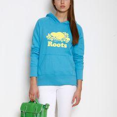 Cooper Beaver Kanga | Womens Tops Sweaters and Hoodies | Roots