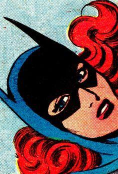 jthenr-comics-vault:  COMIC BOOK CLOSE UP B A T G I R LDetective Comics #497 (Dec. 1980)Art by Jose Delbo (pencils), Joe Giella (inks) & Gene D'Angelo (colors)
